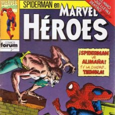 Cómics: SPIDERMAN MARVEL HÉROES Nº 73 . Lote 98533059