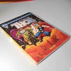 Cómics: CASI EXCELENTE ESTADO BIBLIOTECA MARVEL EL PODEROSO THOR 15 FORUM. Lote 98543502