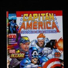 Cómics: CAPITÁN AMÉRICA: CENTINELA DE LA LIBERTAD, Nº 1. FORUM. 1999.. Lote 98544587