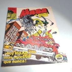 Cómics: LA MASA EL INCREIBLE HULK 38 MUY BUEN ESTADO FORUM. Lote 98547480
