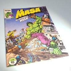 Cómics: LA MASA EL INCREIBLE HULK 3 MUY BUEN ESTADO FORUM. Lote 98547566