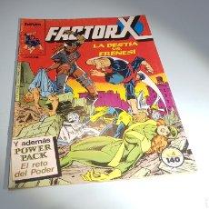 Cómics: FACTOR X 4 MUY BUEN ESTADO FORUM. Lote 98548108
