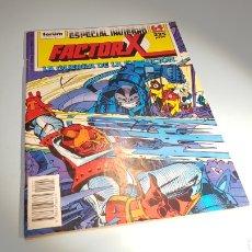 Cómics: FACTOR X ESPECIAL INVIERNO MUY BUEN ESTADO FORUM. Lote 98548214