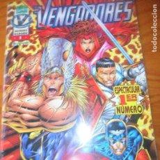 Cómics: LOS VENGADORES HEROES REBORN Nº 1 - MARVEL FORUM -. Lote 98562671