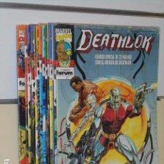 Cómics: DEATHLOK COMPLETA 16 NUMEROS DEL 1 AL 16. - FORUM - OFERTA. Lote 98576215
