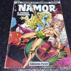 Cómics: EXTRA SUPERHEROES Nº 9 NAMOR ,EL HOMBRE SUBMARINO /AUTORES : J.M. DE MATTEIS - BOBBUDIANSKY . Lote 98584291
