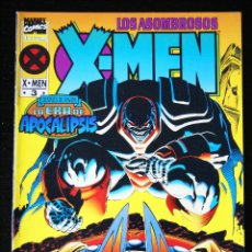 Cómics: LOS ASOMBROSOS X-MEN, Nº 3, LA ERA DE APOCALÍPSIS /PATRULLA X.. Lote 98589519