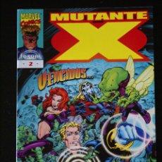 Cómics: MUTANTE X, Nº 2. FORUM.. Lote 98591183