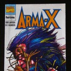 Cómics: ARMA X, Nº 3. FORUM.. Lote 98591311