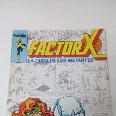 Cómics: FACTOR-X. Nº 24. FORUM. 1990. Lote 98608399