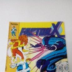 Cómics: FACTOR-X. Nº 34. FORUM. 1990. Lote 98608567