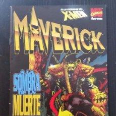 Cómics: MAVERICK Nº 1. A LA SOMBRA DE LA MUERTE.. Lote 98609787