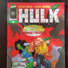 Cómics: HULK VOL. 2 Nº 13. FORUM. Lote 98610363