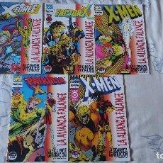 Cómics: X-MEN (LA ALIANZA FALANGE). Lote 98641391