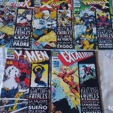 Cómics: X-MEN (ATRACCIONES FATALES). Lote 98641639