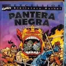 Cómics: BIBLIOTECA MARVEL PANTERA NEGRA TOMO ÚNICO MARVEL - FORUM. Lote 98663163