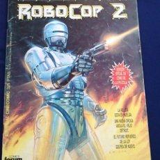 Cómics: ROBOCOP 2. NOVELAS GRÁFICAS, CÓMIC DE FRANK MILLER. EDICIONES FORUM.. Lote 98702035