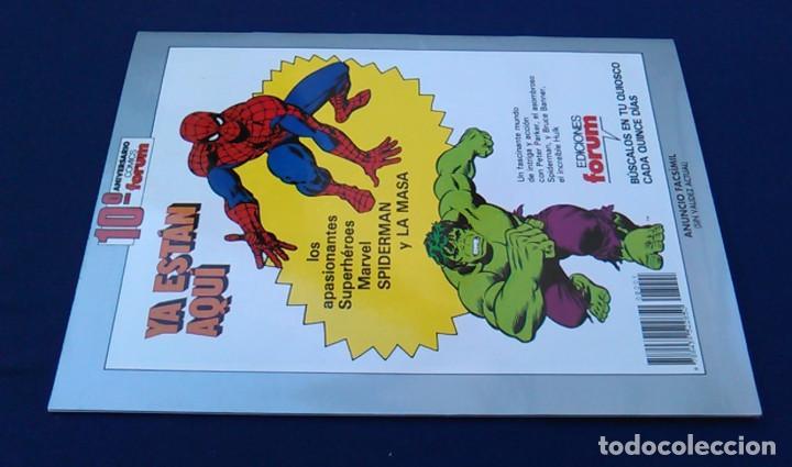 Cómics: Comic Spiderman el hombre araña, nº 1. Colección orígenes Forum. Edición facsímil conmemorativa. - Foto 6 - 98716591