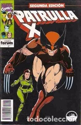 PATRULLA X 2A EDICIÓN #26 (Tebeos y Comics - Forum - Patrulla X)