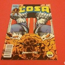 Cómics: LA COSA 4 EXCELENTE ESTADO FORUM. Lote 98799960