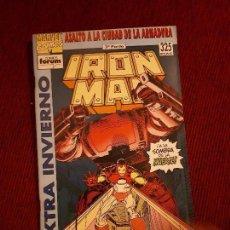 Comics : OFERTA IRON MAN - EXTRA INVIERNO - FORUM. Lote 98806403