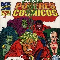 Cómics: PODERES CÓSMICOS TOMO VOL.2 Nº 2 - FORUM IMPECABLE . Lote 98809203