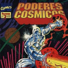 Cómics: PODERES CÓSMICOS TOMO VOL.2 Nº 3 - FORUM IMPECABLE . Lote 98809227