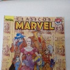 Cómics: CLÁSICOS MARVEL Nº 27. FORUM. 1990. Lote 98814227