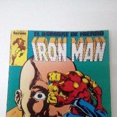 Cómics: IRON MAN RETAPADO. FORUM. INCLUYE LOS NºS 16, 17, 18, 19 Y 20.. Lote 98814179