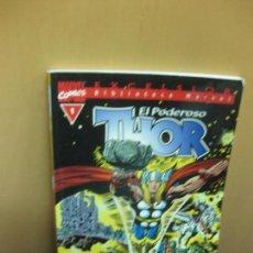 Cómics: MARVEL COMICS. EXCELSIOR. BIBLIOTECA MARVEL 1. EL PODEROSO THOR. FORUM.. 2001.. Lote 98874899