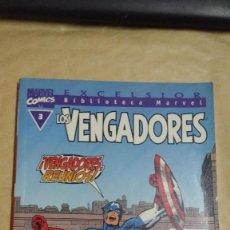 Cómics: LOTE DE 13 EJEMPLARES DE LA COLECCION LOS VENGADORES Y 1 DE LOS CUATRO FANTASTICOS - MARVEL/FORUM. Lote 98882807