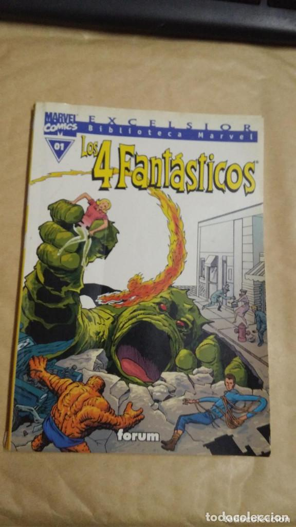 Cómics: LOTE DE 13 EJEMPLARES DE LA COLECCION LOS VENGADORES Y 1 DE LOS CUATRO FANTASTICOS - MARVEL/FORUM - Foto 14 - 98882807