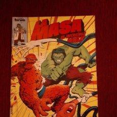 Cómics: LA MASA VOL I - 30 - FORUM - BUSCEMA - HULK. Lote 98979739