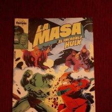 Cómics: LA MASA VOL I - 44 - FORUM - BUSCEMA - HULK. Lote 98980535
