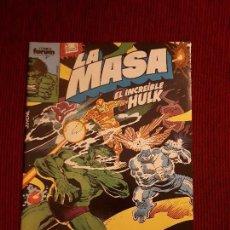 Cómics: LA MASA VOL I - 45 - FORUM - BUSCEMA - HULK. Lote 98980595