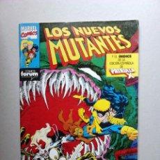 Cómics: LOS NUEVOS MUTANTES Nº58 COMICS FORUM. Lote 99072419