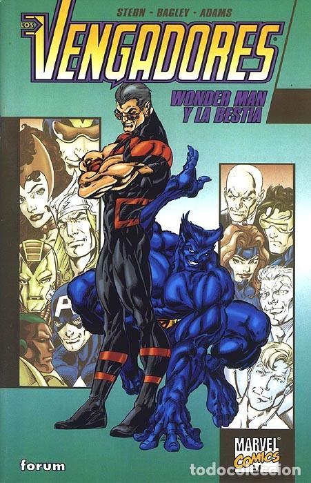 ESPECIAL VENGADORES: WONDER MAN Y LA BESTIA - FORUM (Tebeos y Comics - Forum - Vengadores)