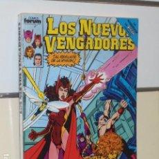 Cómics: LOS NUEVOS VENGADORES RETAPADO CONTIENE LOS Nº 41-42-43-44 Y 45 DE ESTA COLECCION - FORUM - OCASION. Lote 99173731