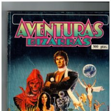 Comics: AVENTURAS BIZARRAS TOMO CON NºS.-7,8 Y 9. Lote 99176371