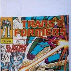 Cómics: TRANS FORMERS Nº 3. Lote 99197263