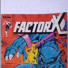 Cómics: FACTOR X, CONTIENE LOS Nº 31- 32 - 33 - 34 - 35. Lote 99197411