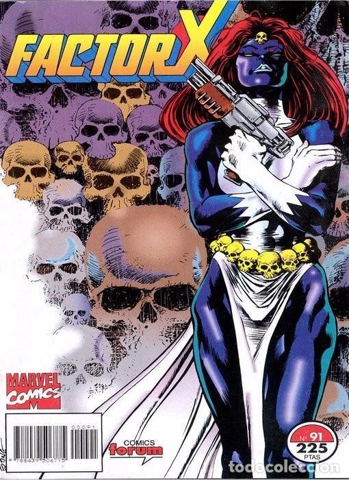 FACTOR X #91 (Tebeos y Comics - Forum - Factor X)