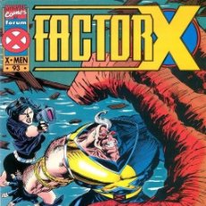 Cómics: FACTOR X #93. Lote 103645971
