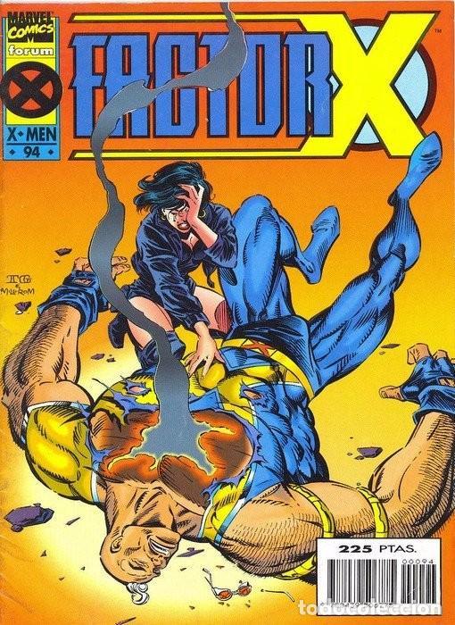 FACTOR X #94 (Tebeos y Comics - Forum - Factor X)