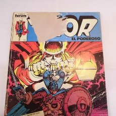 Cómics: THOR RETAPADO CON 5 COMICS - NUM 26 AL 30 - ED FORUM- 1980. Lote 99326788