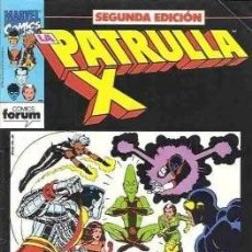 Cómics: PATRULLA X 2A EDICIÓN #31. Lote 137469810