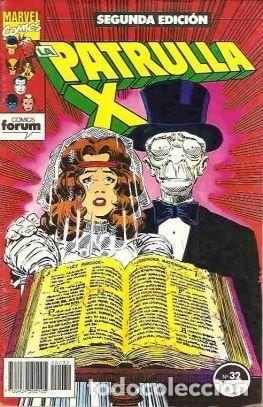 PATRULLA X 2A EDICIÓN #32 (Tebeos y Comics - Forum - Patrulla X)