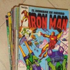 Cómics: IRON MAN VOL. 1 CASI COMPLETA A FALTA DE LOS NUMS. 2, 3, 4 Y 6 - FORUM OFERTA. Lote 99464699