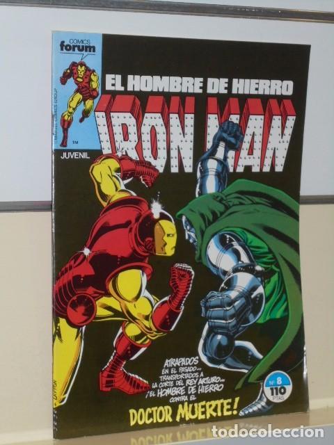Cómics: IRON MAN VOL. 1 CASI COMPLETA A FALTA DE LOS NUMS. 2, 3, 4 Y 6 - FORUM OFERTA - Foto 12 - 243381455