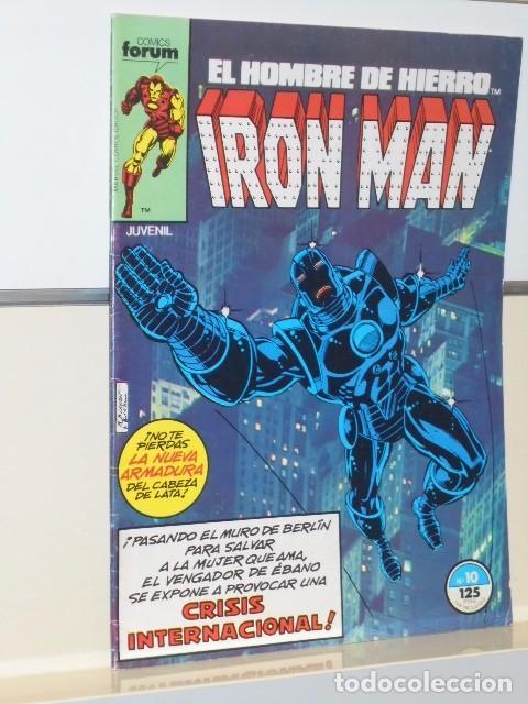 Cómics: IRON MAN VOL. 1 CASI COMPLETA A FALTA DE LOS NUMS. 2, 3, 4 Y 6 - FORUM OFERTA - Foto 14 - 243381455